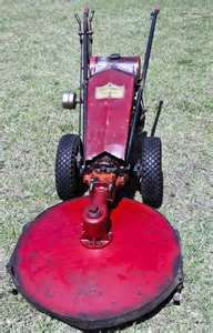 Bluefield Acres: Vintage Gravely Walk Behind Tractor - SOLD!
