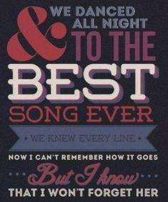 D Best Song Ever Lyrics 1000+ images about Lyr...