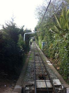 Funicular to Mount Tibidabo Barcelona