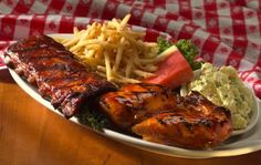 Lucille's Smokehouse BBQ #inlandempire #restaurant #BBQ www.donmowery.com