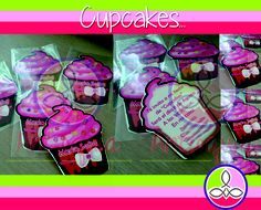 Cup Cakes party