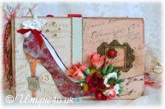 unique4u vintage shopping mini album cover