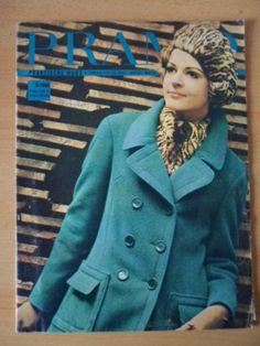 PRAKTISCHE MODE PRAMO 9/1968 + Schnittmusterbogen DDR-Mode-Magazin