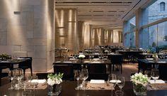 dining at Mamilla Hotel