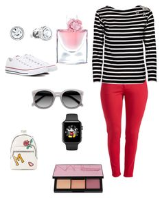 Designer Clothes, Shoes & Bags for Women Nars Cosmetics, Marc Jacobs, Yves Saint Laurent, Converse, Jeans, Polyvore Fashion, Clothing, Style, Beautiful Images