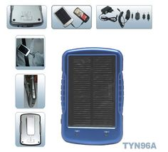 Cargador Solar para Celulares y USB Código: csolar  Marca/Fabricante: TYN-96
