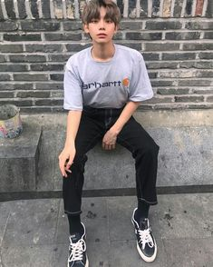 Pin by batka on korean fashion in 2019 Korean Fashion Dress, Korean Fashion Kpop, Korean Street Fashion, Korean Boys Ulzzang, Ulzzang Boy, Korean Men, Cute Asian Guys, Asian Boys, Asian Men