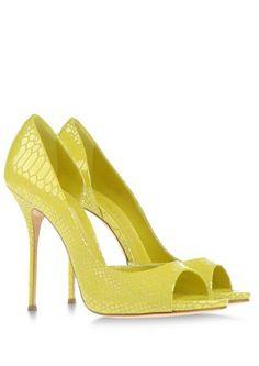 Amarillas . Yellow