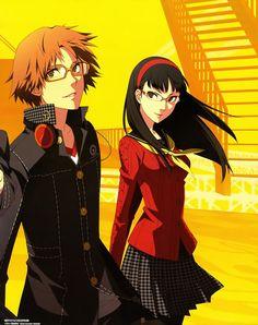 Shuuji Sogabe, Anime International Company, Atlus, Shin Megami Tensei: Persona 4, Yosuke Hanamura