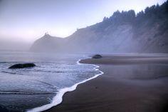 Lincoln City, Northwest Coast, Oregon