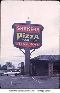 Shakey's Pizza, Bellevue, The one in Houston, Texas on Bisonnet was where ZZTop played many weekends. My Childhood Memories, Best Memories, Shakeys Pizza, Las Vegas, I Remember When, Ol Days, My Memory, The Good Old Days, Vintage Ads