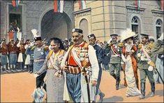 Montenegro proclaimed a kingdom, 1910