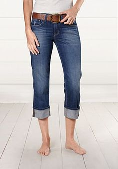 Sweet N Low Crop Jeans*  - Lucky Brand Jeans