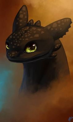 Toothless by Dracarian on DeviantArt Toothless Wallpaper, Dragon Wallpaper Iphone, Drawing Wallpaper, Love Wallpaper, Astrid Hiccup, Dragon Movies, Cute Pokemon Wallpaper, Beautiful Dragon, Night Fury