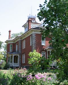 Cook Rutledge Mansion - Chippewa Falls, WI