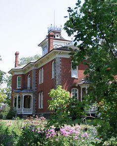 Cook Rutledge Mansion - Chippewa Falls, WI