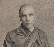 U Dhammaloka (c. 1856 – c. 1914) was an Irish-born migrant worker turned Buddhist monk, atheist critic of Christian missionaries, and temperance campaigner who took an active role in the Asian Buddhist revival around the turn of the 20th century.