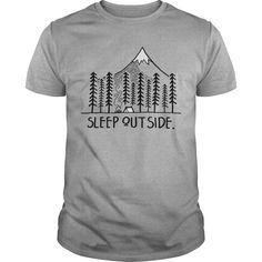 Sleep Out Side