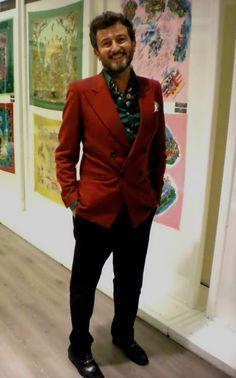 Angelo Caroli, Vintage Fashion Festival at McArthurGlen