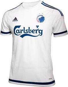 FC Copenhagen 2015-16 adidas Home Kit