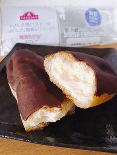 【シュークリームとともに5月に発売】やさしさ想いスイーツ「低糖質エクレア」 トップバリュ