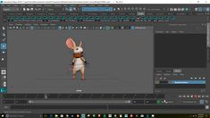 I wanted to demonstrate what its like to animate Quill, the mousy hero from Moss. Here, I give her a quick look around animation, as you get to see some of the basics… Animation Process, Create Animation, Animation Reference, 3d Animation, Maya Video, Animation Tutorial, 3d Tutorial, Striders, Learning Process