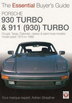 Automoto Bookshop - Porsche 930 Turbo