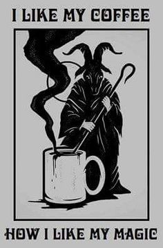 Lucifer loved all things dark and bitter; whiskey, dark chocolate, and black coffee. It was all he seemed to drink, and he made sure to always have a fresh pot brewing in his office.