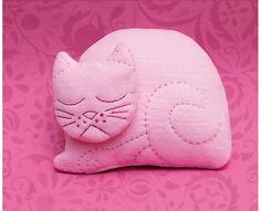 Kedi Yastığım - Projedenizi