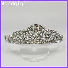 Woodqiqi couronne bijoux de tete peinetas y accesorios para peinados hair accessories for women wedding cheveux pour femme