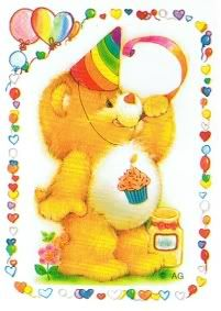 LOVE THE CARE BEARS!!!!!!  My daughters had so many of them and loved them all!