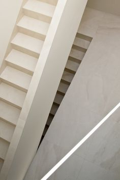 Stairway detail from a house in Spain by Fran Silvestre Arquitectos