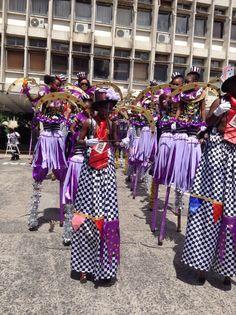 """Under a Magic Spell""  Carnival Tuesday Parade 2015  Mas Domnik Feb. 17"
