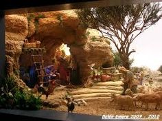 emilio m belenista Christmas Nativity Scene, Nativity Scenes, Nativity Crafts, Fairy Garden Houses, Belem, Portal, Images, Christmas Decorations, Abstract