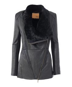 South Coast jacket in black EMU Australia