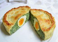 Torta Pasqualina, Easter Savory Pie