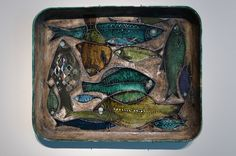 rut bryk - Sök på Google Ceramic Wall Art, Glass Ceramic, Ceramic Plates, Cool Fish, Modern Ceramics, Ceramic Artists, Various Artists, Art Studios, Pottery Art