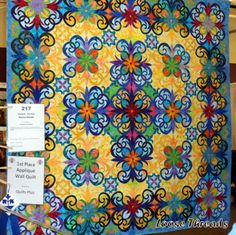Loose Threads: Indiana Heritage Quilt Show 2012