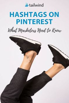 """Hashtags on Pinterest?! Who would've believed it? What you need to know (besides """"use them""""!). #pinteresthashtags #pinterestmarketing via @tailwind"""