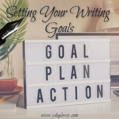 Setting your writing goals  Are you planning your next book? Or perhaps you haven't written a book yet and don't quite know where to start?  #planning #productivity #writinggoals #wordcount #novelwriting #writers #ilovewriting #writingmynovel Writing Goals, Writing A Book, A Writer's Life, Goal Planning, How To Stop Procrastinating, Fiction And Nonfiction, Productivity, Writers, Author