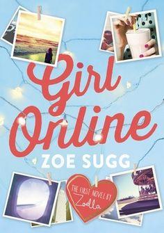 Book Club: Girl Online by Zoe Sugg aka Zoella