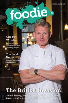 Foodie Magazine - Sept.. 2014