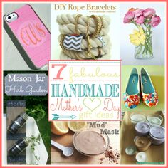 Free or practically free Handmade Mother's Day Gift Ideas Easy Gifts To Make, Diy Crafts For Gifts, Mothers Day Crafts, Mother Day Gifts, Mom Day, Grandparents Day, Inexpensive Gift, Business For Kids, Cool Diy Projects