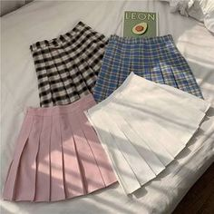 Indie Outfits, Teen Fashion Outfits, Retro Outfits, Girly Outfits, Grunge Outfits, Cute Casual Outfits, Skirt Outfits, Stylish Outfits, Pleated Skirt Outfit