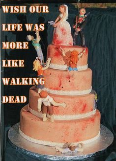 I wish life was more like the Walking Dead so I won't hacve to deal with stupid people. Secret from PostSecret.com