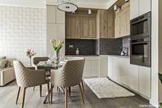 Flats For Sale, Budapest, Entrance, Dining Table, Kitchen, Utca, Furniture, Staging, Home Decor