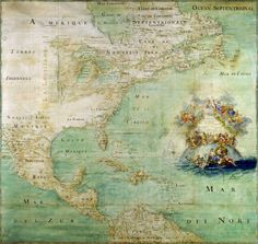 Antique Maps North America Map Circa Discover Our - Interactive map exploration of north america