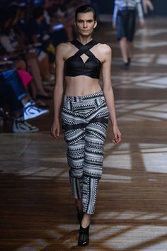 Yigal Azrouël Spring 2014 Ready-to-Wear Collection Slideshow on Style.com