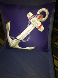 Another Great Outdoor Pillow from 'Seasons Home' Branson Landing #LandinLifestyle