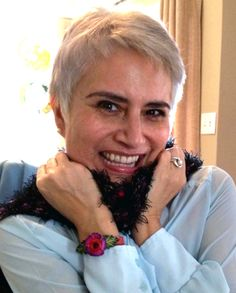 """Michele Serros, writer and """"inspirational voice for Chicanas of her generation and beyond."""""""